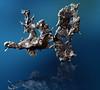 jagged (johnsinclair8888) Tags: macromondays jagged affinityphoto reflection solder blue nikon 105mm d750 art silver macro johndavis metal