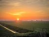 P4190001 (Martijn Tilroe Fotografie) Tags: zonsopgang zon water mist opkomst