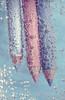(♥Oxygen♥) Tags: canonef100mmf28lisusmmacro glitter macro pen water drop bubble pastel color