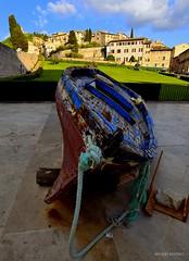 Assisi Pg Italy (Arcieri Saverio) Tags: assisi umbria italia italy architecture archittura religione nikon nikkor d5100 travel traveling barca sanfrancesco perugia pg arte piazza