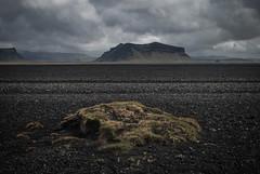 Sólheimasandur, Iceland (Karol Majewski) Tags: iceland island islandia nature landscape spring may adventure wander wanderlust sólheimasandur clouds gloomy moody arid