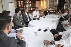 Almoço com Vereadores de Curitiba