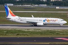 SU-TMI - Boeing 737-85P(WL) - FlyEgypt (MikeSierraPhotography) Tags: 737 air airlines airport boeing country dus duseddl deutschland düsseldorf flughafen flyegypt germany manufacturer plane spotting town