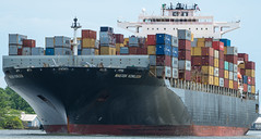 DSC01424 (_bazookatooth) Tags: a7rii sonya7rii fe70300mmf4556goss savannah georgia savannahgeorgia ship vessel containership maerskkowloon maersk kowloon