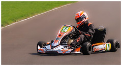 #14 (f_gray1) Tags: gokart kart racing fast vehicle photo photography action shot road grass sport