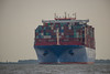 Cosco Shipping Alps_DVL2812 (larry_antwerp) Tags: coscoshippingalps coscoshipping 9757864 rilland nederland netherlands zeeland schip ship vessel 船 船舶 אונייה जलयान 선박 کشتی سفينة schelde 斯海尔德河 スヘルデ川 스헬더 강 رود شلده سخيلده