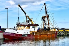 DS18 Cornelis Gertjan - Fraserburgh Harbour Scotland - 19/4/2018 (DanoAberdeen) Tags: cornelisgertjan ds18 danoaberdeen 2018 fraserburgh harbour fishermen trawlermen fish salmon scallops haddock cod mackrel trawlers fishingboat shellfish turbot hake scotland scottish northeastscotland scottishhighlands bonnyscotland seafarers berth seaport docks candid amateur nikon thebrooch brooch fraserburghscotland tug boat vessel ship autumn summer winter spring bluesky clouds aberdeen aberdeenshire grampian scottishwater fishinglife shipspotting broch thebroch