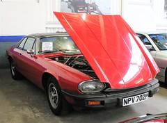 NPV 702P (Nivek.Old.Gold) Tags: 1976 jaguar xjs v12 5343cc aca