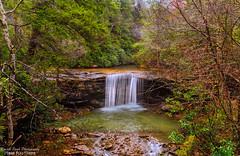 Nameless (Russell Pugh Photography) Tags: waterfalls wv longexposure autumn nameless