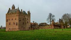 Castle  Doornenburg (Joke.Benschop) Tags: castle castledoornenburg jokebenschop kasteel kasteeldoornenburg landscape landschap nikonafs2470f28edif nikond810 wwwjokebenschopcom doornenburgthenetherlands
