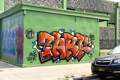 TARF (STILSAYN) Tags: graffiti east bay area oakland california 2018
