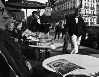 Sidewalk Cafe Culture