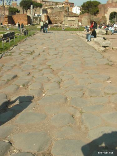 Римський форум, Рим, Італія InterNetri Italy 501