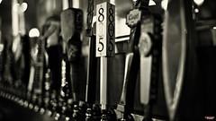 Name Your Poison (MBates Foto) Tags: availablelight barandgrill beer blackandwhite bokeh existinglight foodandbeverage indoors monochrome nikkorlens nikon nikond810 nikonfx pub spokane washington unitedstates 99203