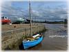 Kinvara, Co. Galway. (willieguildea) Tags: boat boats harbour quay port yacht sky clouds coast coastal kinvara galway ireland eire nikon landscape tade