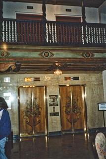 San Francisco - California - Hearst Building Lobby - Historic