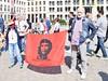 21.04.18: Nein zur US-Blockade gegen Kuba (UweHiksch) Tags: kuba cuba cubanfive usa menschenrechte dkp dielinke naturfreunde naturfreundeberlin naturefriends naturfreundeinternationale jungewelt berlin netzwerkcuba einewelt solidarität