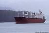 "Freighter ""Four Nabucco"" (youngwarrior) Tags: kalama washington ship columbiariver freighter"