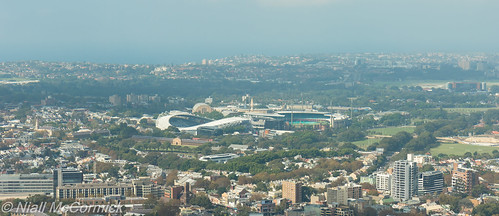 Allianz Stadium and Sydney Cricket Ground