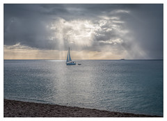 Day 115/365  Sailing In (billnbrooks) Tags: fiveislandsvillage saintjohn antiguaandbarbuda ag