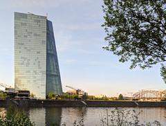 Frankfurt European Central Bank (Aviller71) Tags: frankfurt germany deutschland architecture architektur europeancentralbank ecb ezb
