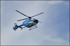Eurocopter EC135T2 (Pavel Vanka) Tags: eurocopter ec135t2 ec135 czechpolice ciaf2006 ciaf czechinternationalairfest lktb brnoturany brno czech czechrepublic airplane plane aircraft airshow spotting spot spotter helicopter