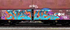 graffiti on freighttrains (wojofoto) Tags: amsterdam nederland netherland holland freighttraingraffiti freighttrain freights fr8 cargotrain vrachttrein graffiti wojofoto wolfgangjosten value
