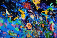 Wynwood Walls (gusdiaz) Tags: art arte graffiti canon canonphotography wynwood walls pared miami florida vacation spring artistic artistico painters pintores colorido colorful