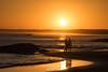 Sunset (gsreejith) Tags: sunset nsw birubibeach beach sun newsouthwales australia sea waves colours
