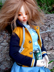 Willow 1 (Celine_gilthonniel) Tags: bjdhybrid dimdoll bjd dollinmind dimsoohee msd