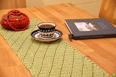 Let's visit the Campus :) (petrOlly) Tags: europe europa germany deutschland moenchengladbach rheydt object objects handmade tea cup planetjune crochet