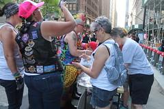 56.Motorcyclists.BeforeParade.NYC.25June2017 (Elvert Barnes) Tags: 2017 newyorkcitynewyork newyorkcityny nyc newyorkcity2017 nyc2017 june2017 25june2017 gaypride gaypride2017 sunday25june2017nycgaypridetrip streetphotography2017 streetphotography newyorkcitystreetphotography nycstreetphotography2017 before47thnycgaypride2017parade assembly47thnycgaypride2017parade motorcyclistsassembly47thnycgaypride2017parade 47thnycgaypride2017 newyorkcitygaypride nycgaypride sirenswomensmotorcycleclub sirensmotorcycleclubnyc2017 sirensmotorcycleclubnyc