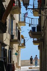 Vieste (FG) (emanuelezallocco) Tags: vieste puglia gargano parco nazionale balconi mare adriatico italia scorcio borgo