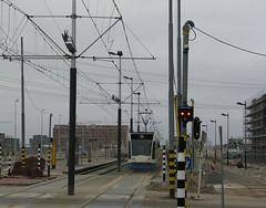 Amsterdam (IJtram) (Jean (tarkastad)) Tags: tram tramway nl tarkastad hollande holland amsterdam streetcar paysbas lightrail lrt netherlands nederlanden stadtbahn strasenbahn sneltram