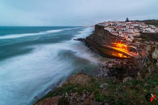 Azenhas do Mar. Portugal.