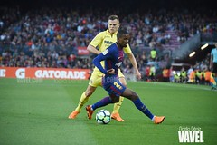DSC_0947 (VAVEL España (www.vavel.com)) Tags: fcb barcelona barça blaugrana culé azulgrana villarreal submarino amarillo liga campeones pasillo iniesta fútbol primera