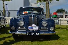 1960 BMW 502A BK-54-38 (Stollie1) Tags: 1960 bmw 502a bk5438 lelystad