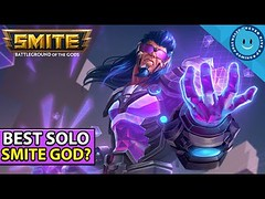 SMITE: SEASON 5 HE BO - BEST SOLO LANE GOD? (Rage Quits Incoming!) - YouTube (smctweeter) Tags: anyone damage early he lane make monster pressure problem solo