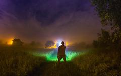 IMG_4265aa (matek 21) Tags: lightpainting light lighpainting liht lights lightart lightjunkies vartabatteries vartaflashlight varta flashlight view łaziska górne longexposure bulb night lp mateuszkrol malowanieświatłem mateuszkról