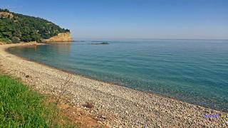 Lonely Beach Agios Georgios, Kassandra Chalkidiki (Halkidiki) - Greece