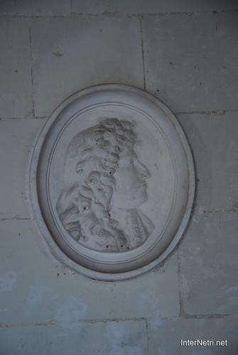 Замок Шенонсо Барельєфи InterNetri  France 083