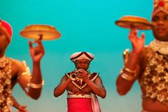 Traditional dance (Miha Pavlin) Tags: sri lanka asia kandy dance traditional performance playing instrument trio group