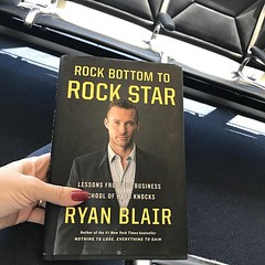 Sitting at the airport reading a great read!!!! Love this book!!!!! Thanks @realryanblair for writing it!!!!! #goals #entrepreneur #atwar #makingadifference (jenstalder) Tags: ifttt instagram tony horton beachbody shaun t fitness p90x insanity health fun love
