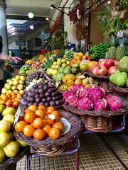 ...Obstsalat (bornschein) Tags: exotik obst mark marktplatz merchado food funchal portugal madeira
