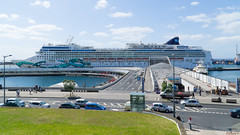 Norwegian Jade au port de Ponta Delgada, Açores, Portugal - 5881 (rivai56) Tags: pontadelgada açores portugal sonyphotographing pt