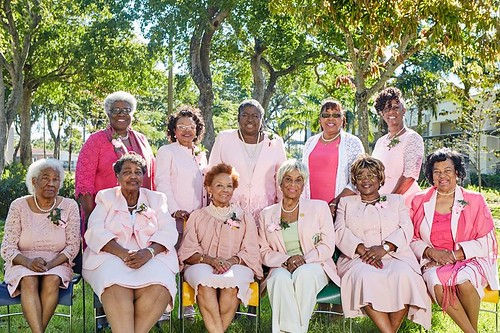 Past Presidents ( Founders Day...Shades of Pink
