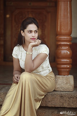 Maanika Anjali by abhishek.sn -