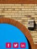 Contact (Sir Cam @camdiary) Tags: sign twitter facebook linkedin bricks