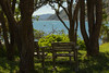 Have a seat and chill for a while ... (imajane) Tags: 2018 newzealand imajane 201804pukeruabay0669 pukeruabay beach lush view chill chairs kayak