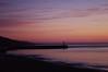 D14149.  Aberystwyth. (Ron Fisher) Tags: cymru wales europe evening aberystwyth ceredigion baeceredigion cardiganbay sunset water sea ocean pentax pentaxkx gb greatbritain uk unitedkingdom